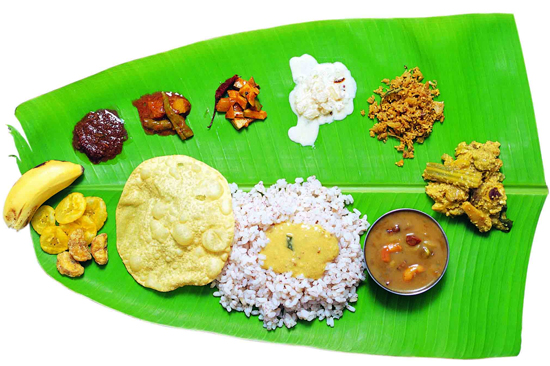 Kerala cuisine one of kerala 39 s popular attractions is its for Authentic kerala cuisine